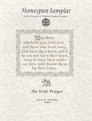 Irish Prayer, An