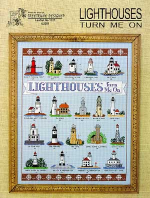 Lighthouses Turn Me On