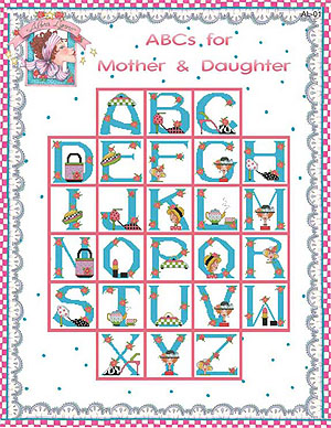 ABC's For Mother & Daughter