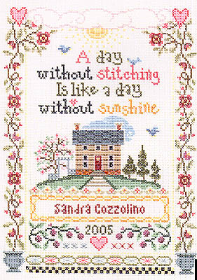 A Day Without Stitching