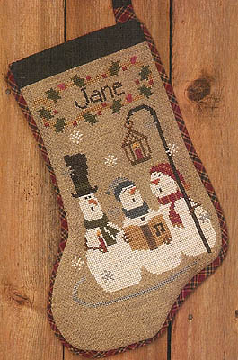 Christmas Carols Stocking