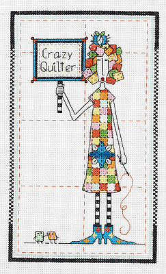 Crazy Quilter (Dolly Mama's)