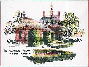 Governor's Palace Colonial Gardens (Mini)
