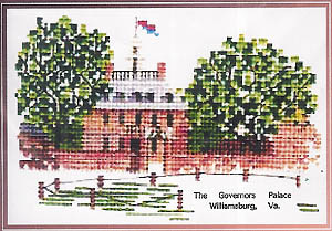 Governor's Palace Williamsburg(Mini)
