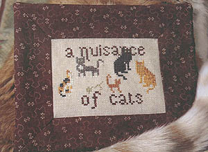 Nuisance Of Cats, A