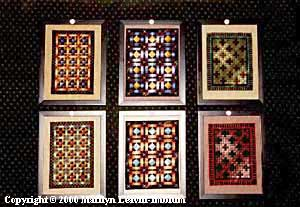 Amish Shadow Quilts