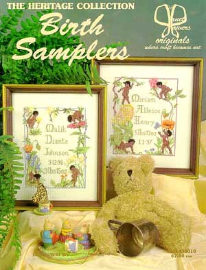 Birth Samplers (Heritage Collection)