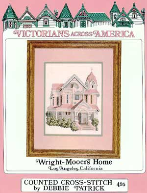 Wright-Mooers Home
