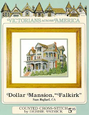 Dollar Mansion, Falkirk