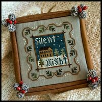 2011 Ornament 5-Silent Night