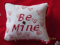 Be Mine (Stamped)