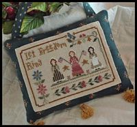Liberty Belles Pillow