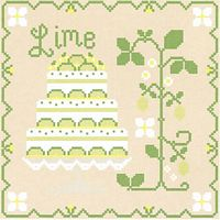 Cottage Cakes-Lime