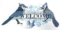 Blue Jay Welcome