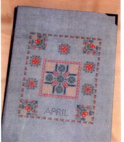 Sampler of the Month Series-April